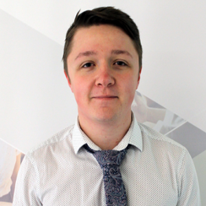 Ben Hayes (Software Developer and Masters Student at Business Butler)